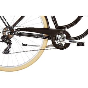Ortler Detroit EQ Citybike Alu 6 gear sort